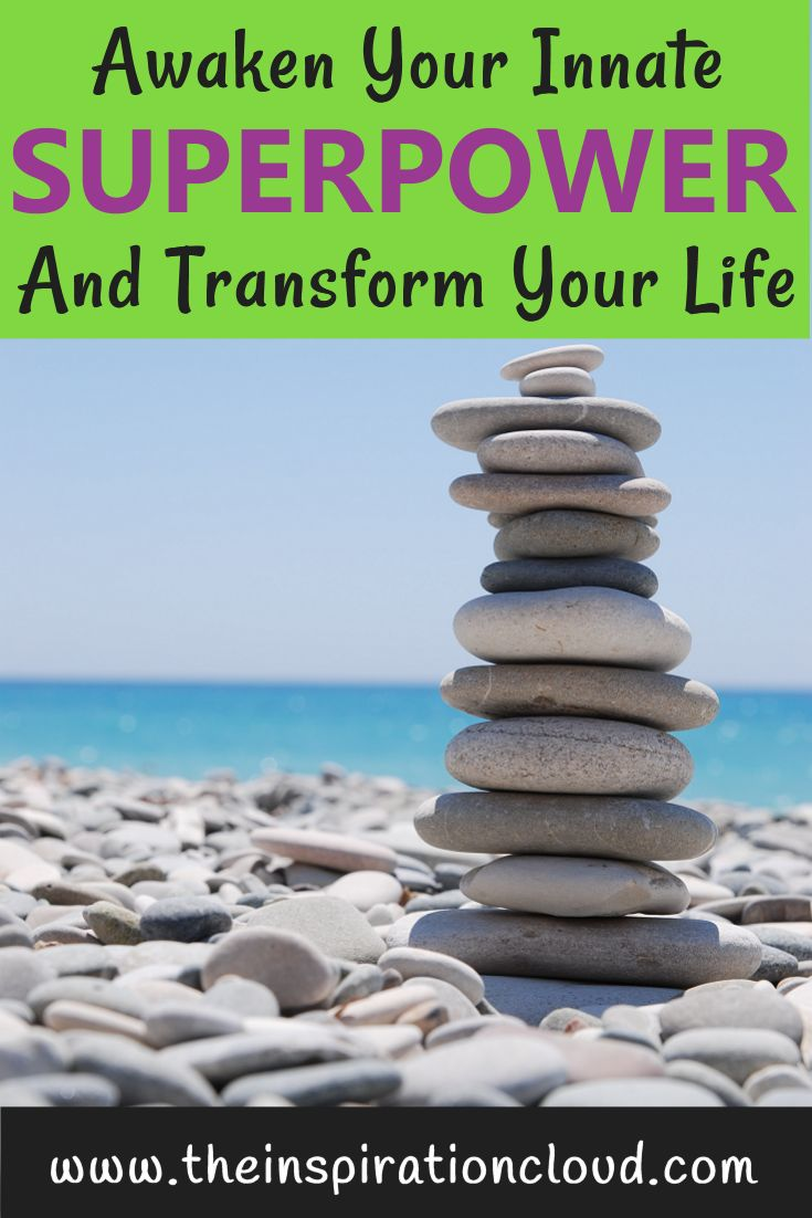 Awaken Your Innate Superpower and Transform Your Life
