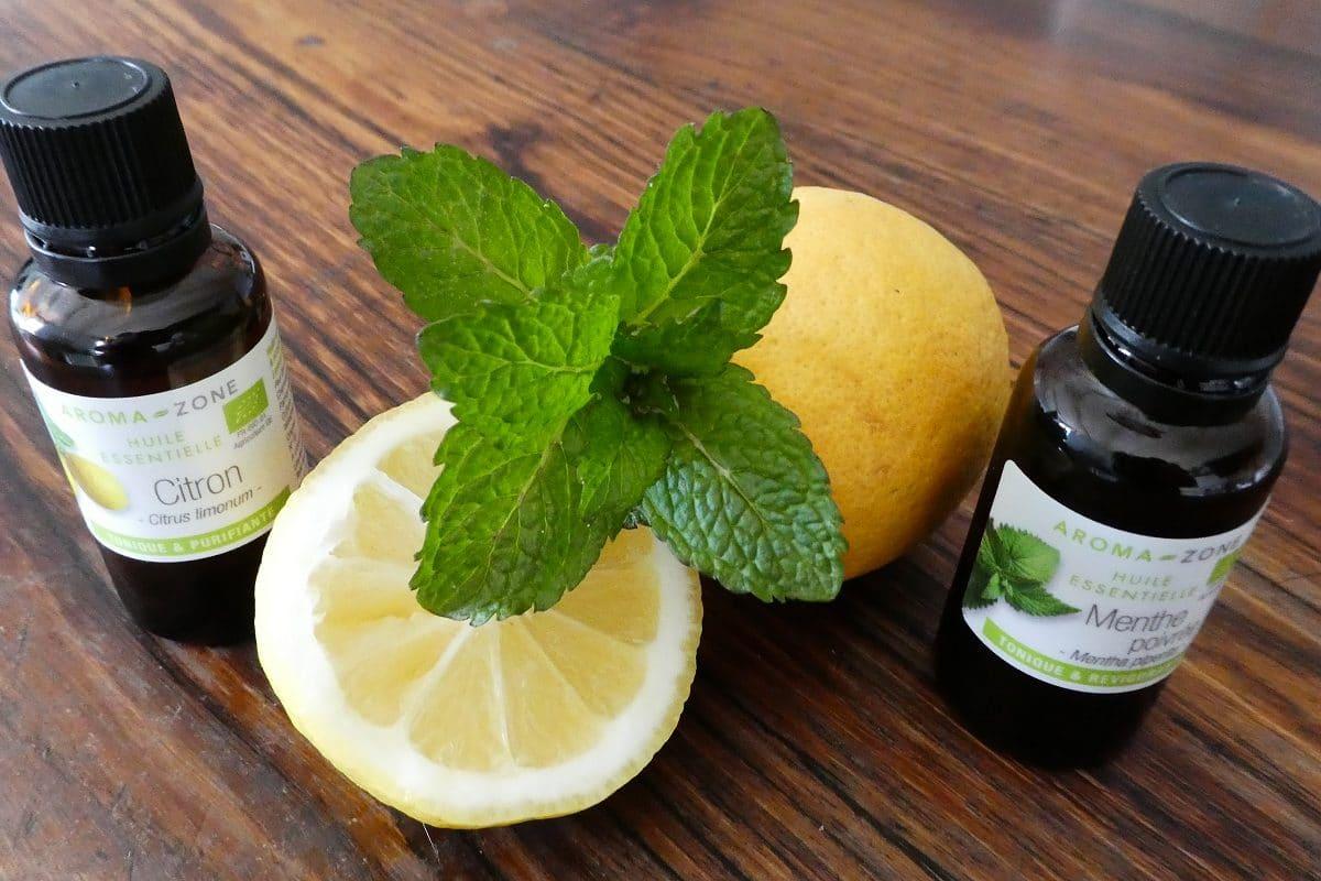Easy Essential Oil Detox