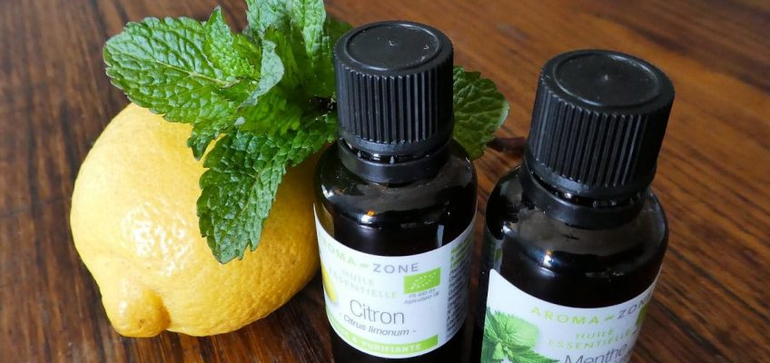 Easy Essential Oil Detox