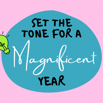 #58: Set The Tone For A Magnificent Year