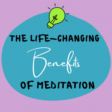 #64: The Life-Changing Benefits of Meditation